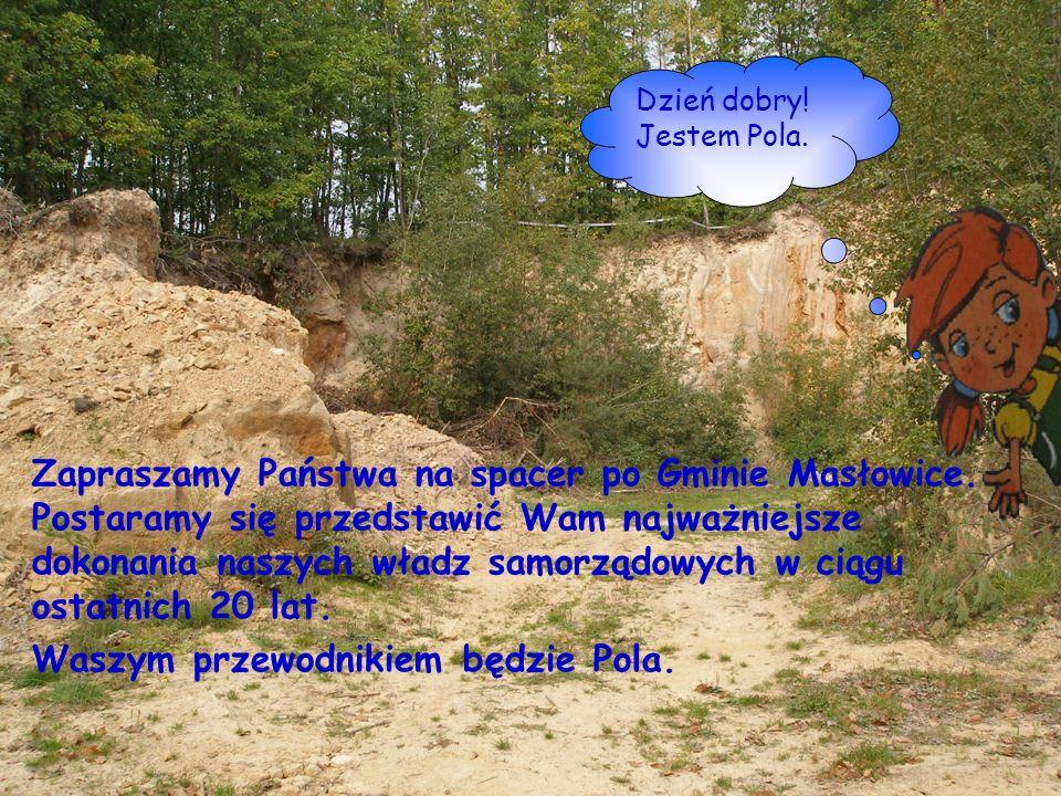 Na początek krótko na temat Gminy Masłowice.
