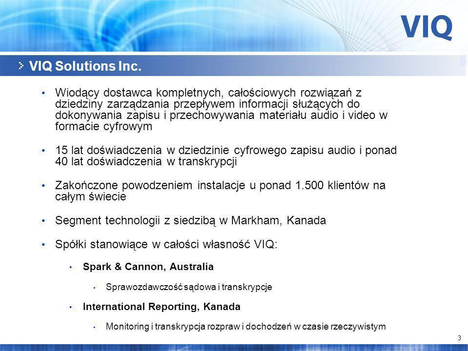 3 VIQ Solutions Inc.