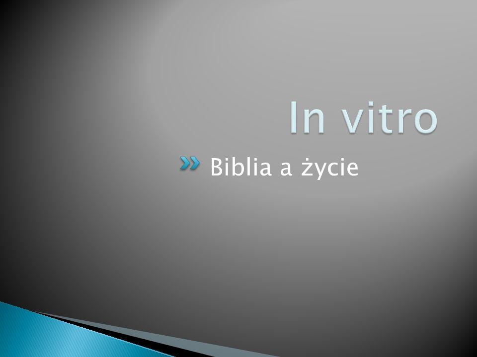 Biblia a życie