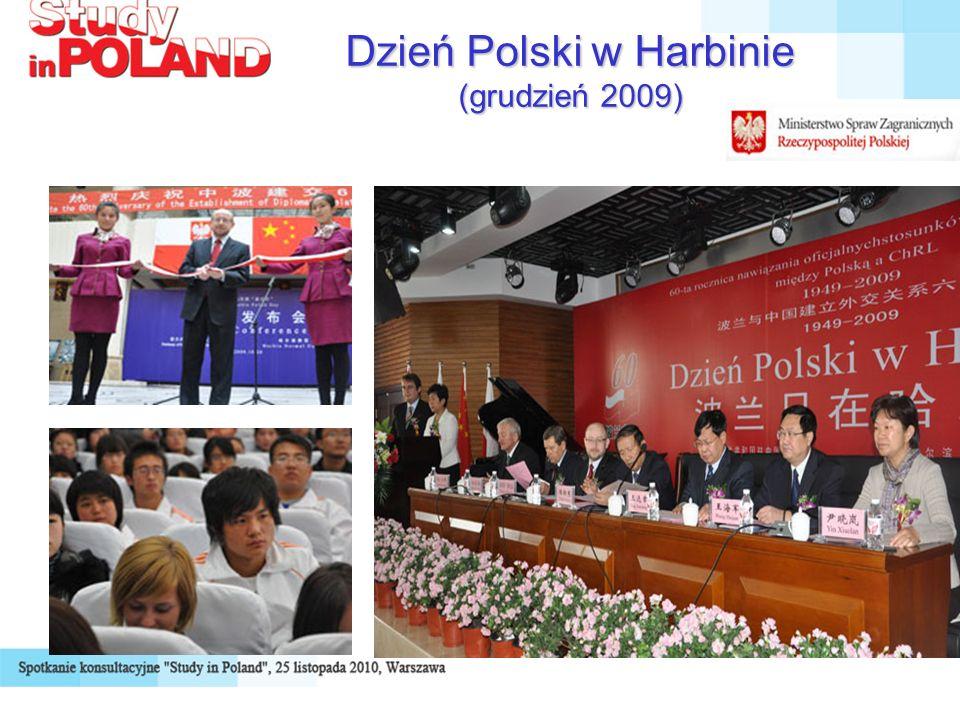 Dzień Polski w Harbinie (grudzień 2009)