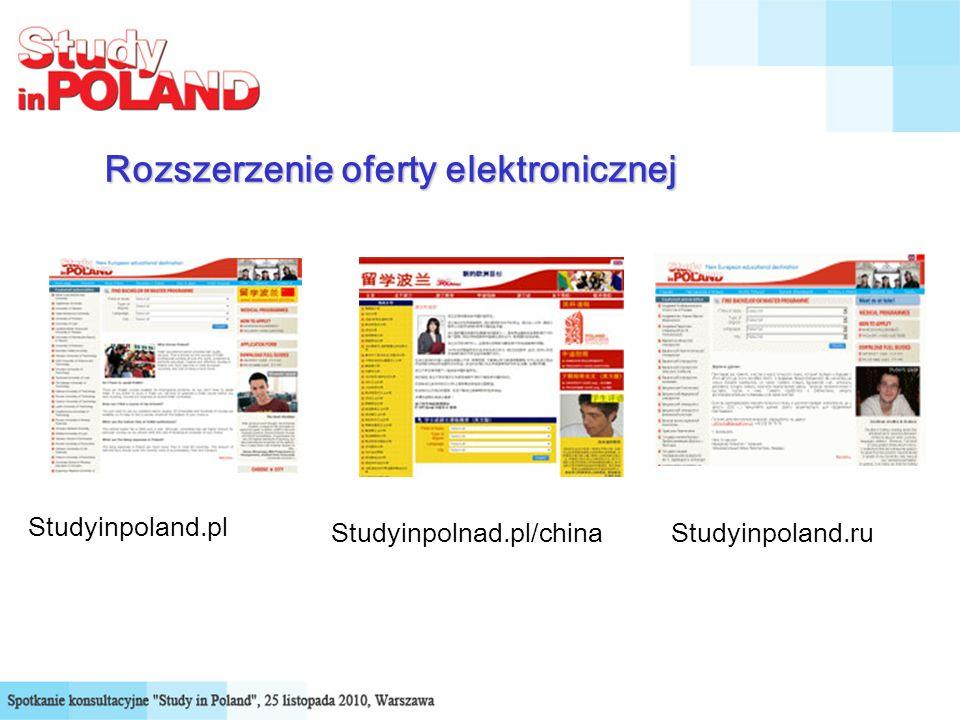 Materiały informacyjno-promocyjne 2010/2011