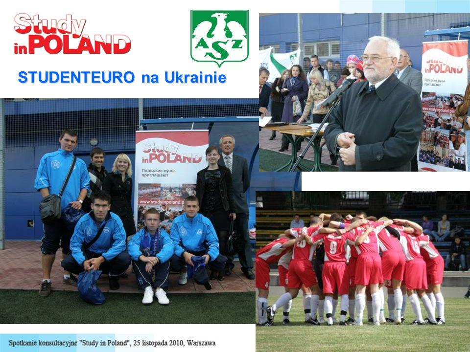 STUDENTEURO na Ukrainie