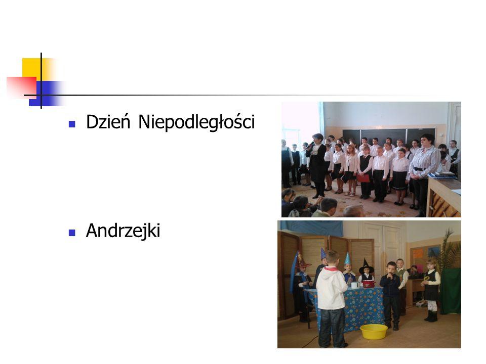 Dzień Niepodległości Andrzejki