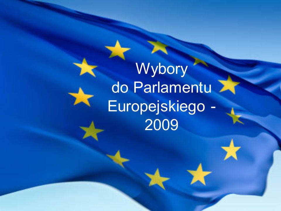 Wybory do Parlamentu Europejskiego - 2009