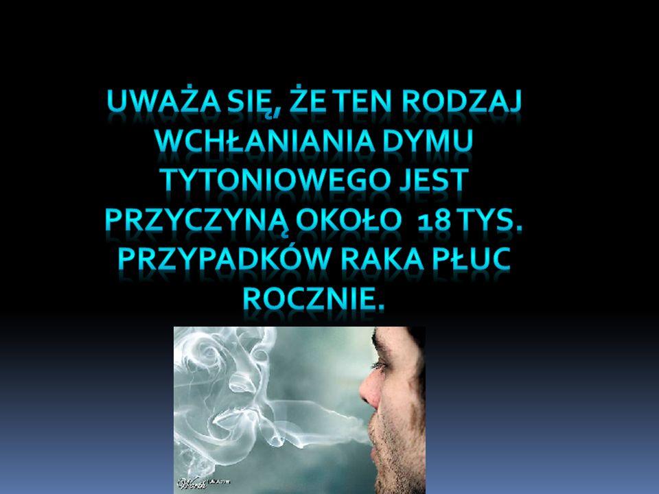 Płuca palacza Płuca nie palącego