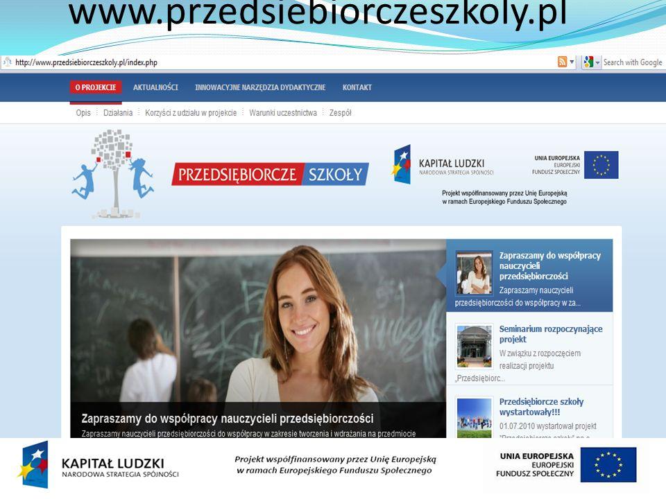 www.przedsiebiorczeszkoly.pl