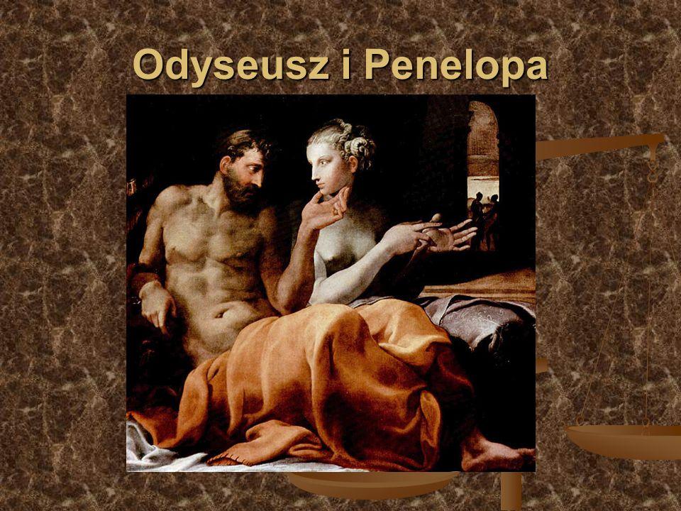 Odyseusz i Penelopa