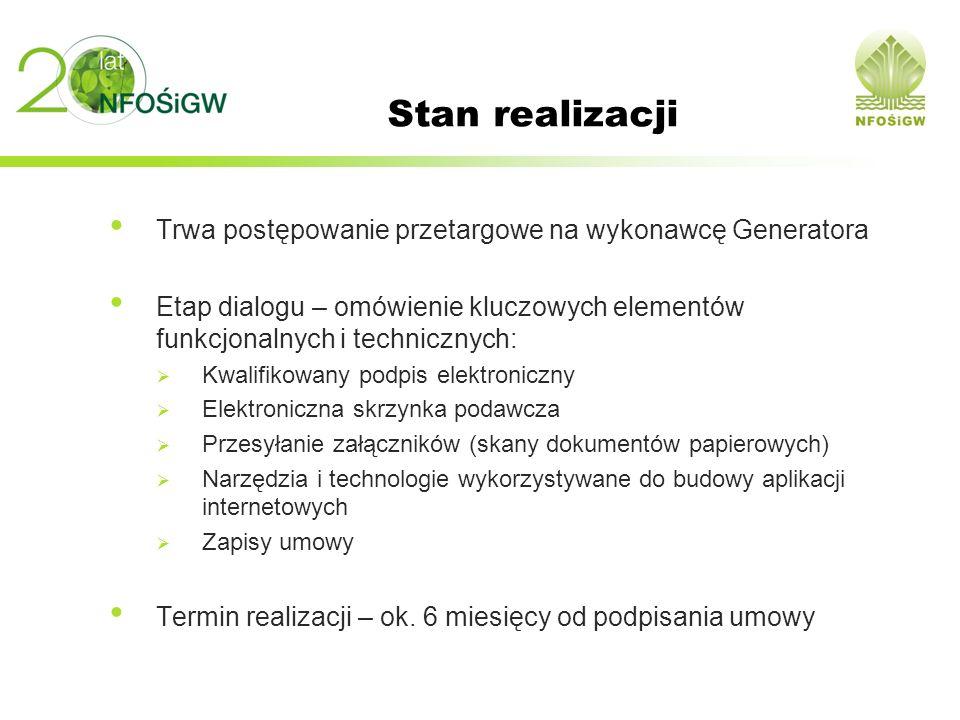 Dziękuję za uwagę Robert Szymański r.szymanski@nfosigw.gov.pl DI NFOŚiGW