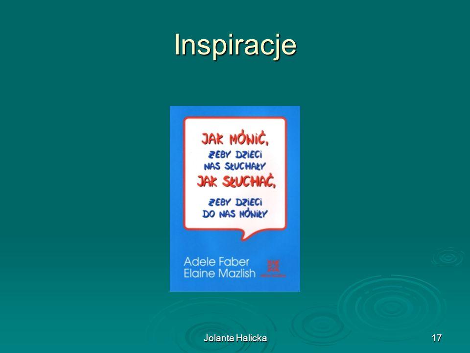 Jolanta Halicka17 Inspiracje