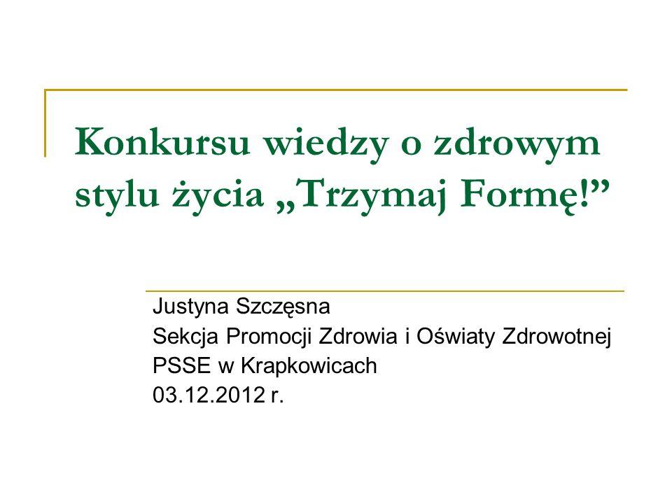 Organizatorzy Konkursu Główny Inspektor Sanitarny, Polska Federacja Producentów Żywności Związek Pracodawców