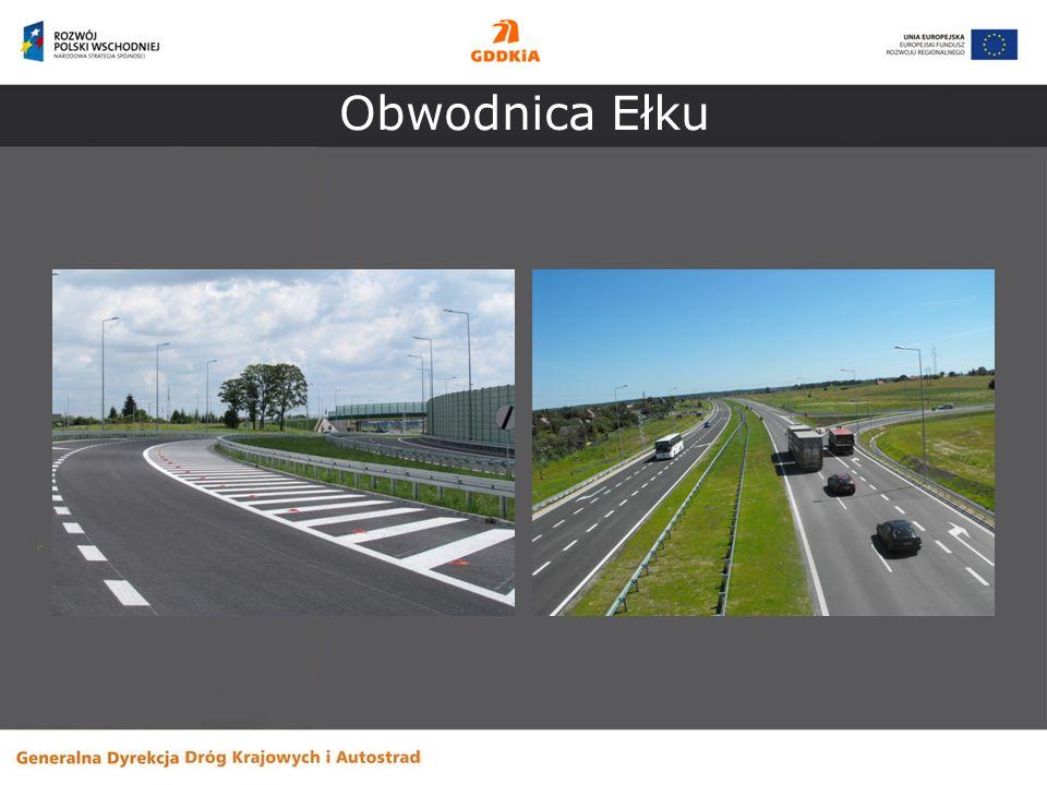 Gołdap – Kowale Oleckie Program Współpracy Transgranicznej Litwa-Polska-Rosja 2007-2013 Przebudowa drogi krajowej nr 65 na odcinku Gołdap - Kowale Oleckie