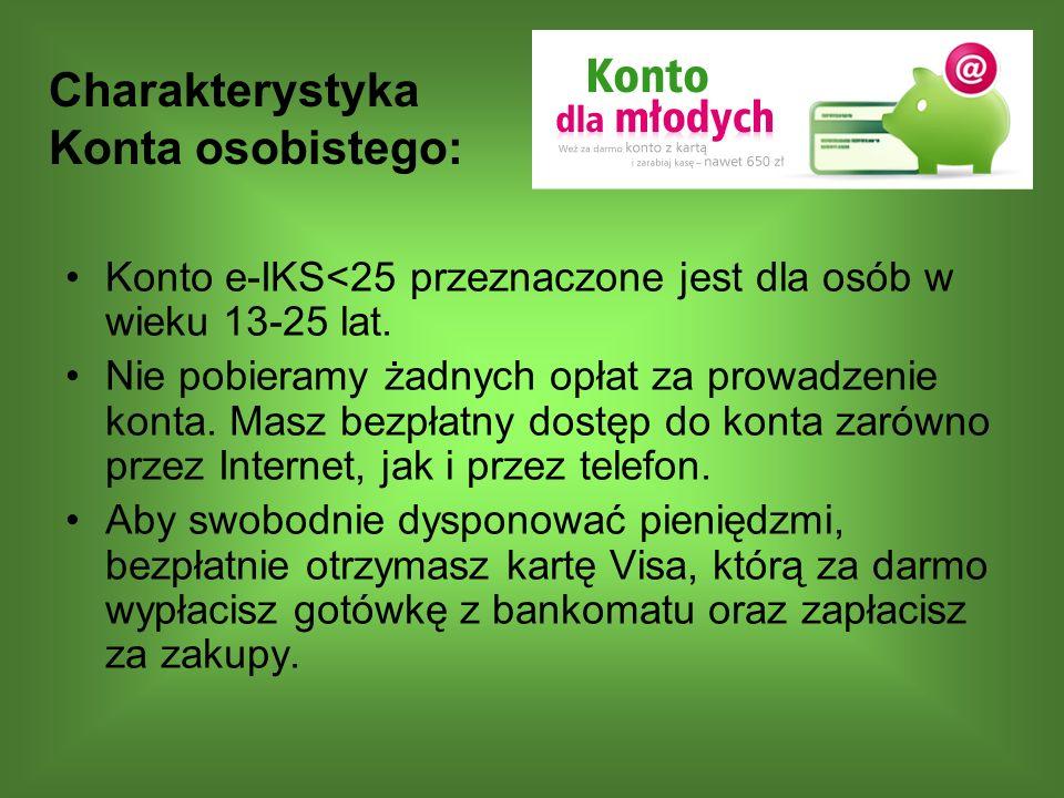 Lokaty w KASIE Stefczyka Lokata Korzystna E-lokata