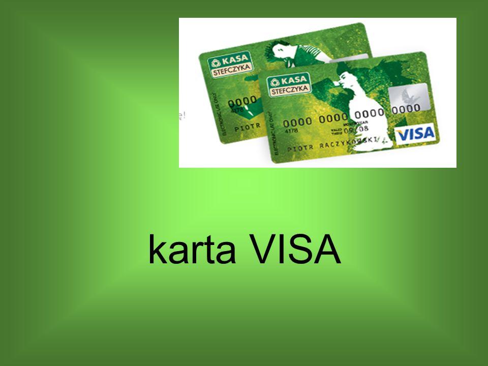 Visa dla młodych to karta płatnicza zaprojektowana w trzech atrakcyjnych wzorach do wyboru, wydawana posiadaczom konta e-IKS<25, czyli osobom w wieku 13- 25 lat.