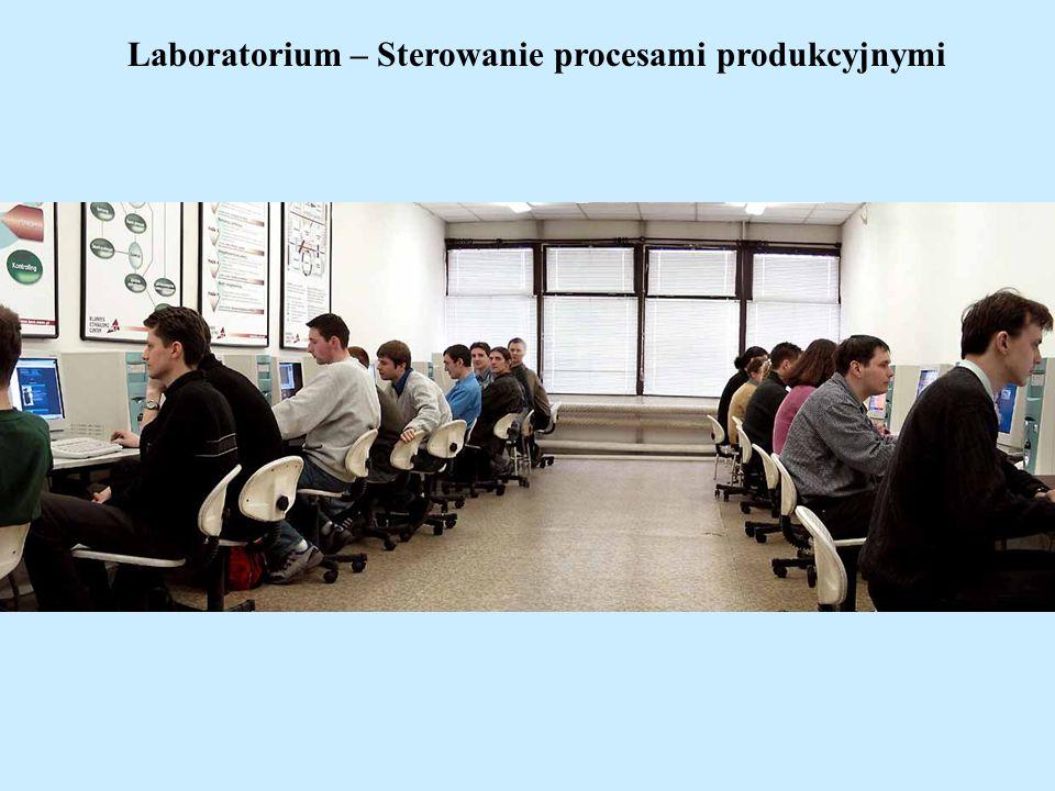 Laboratorium – Komputerowe systemy sterowania