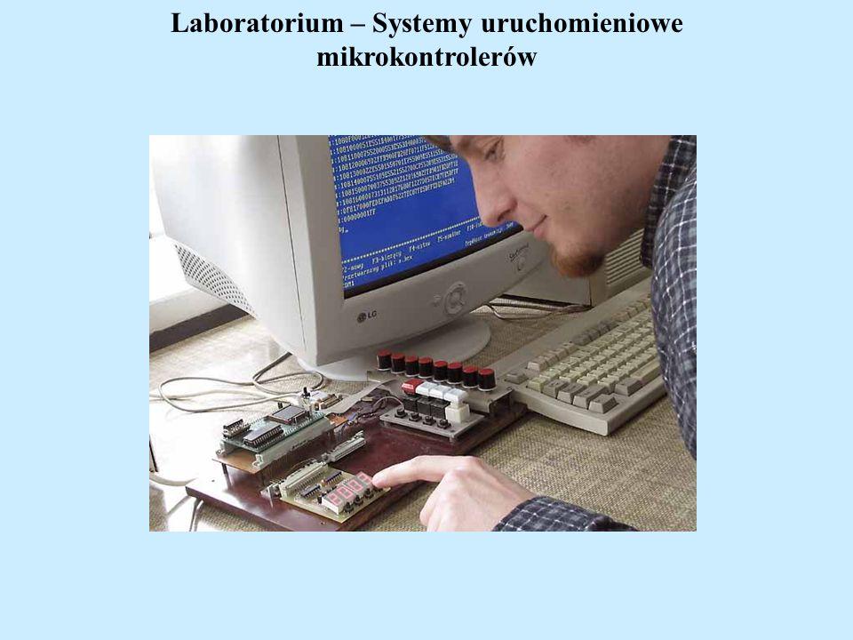 Laboratorium – Systemy uruchomieniowe mikrokontrolerów