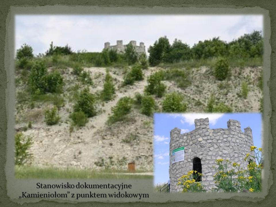 Stanowisko dokumentacyjne Kamieniołom z punktem widokowym
