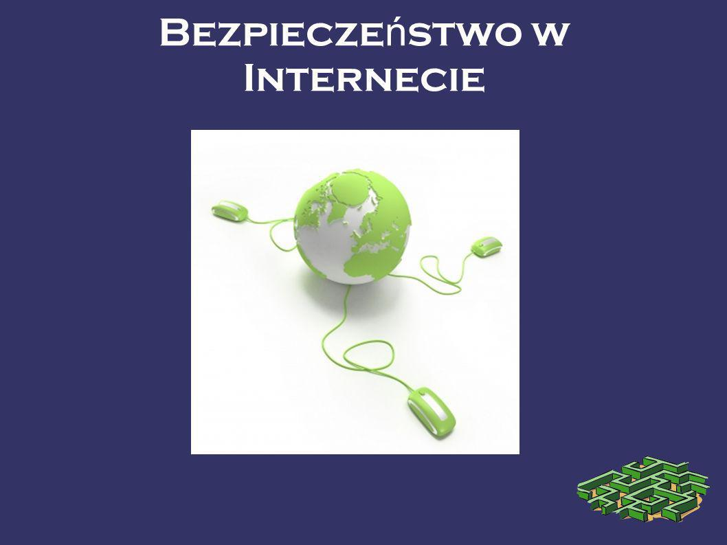 Bezpiecze ń stwo w Internecie