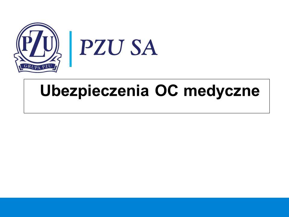 Ubezpieczenia OC medyczne