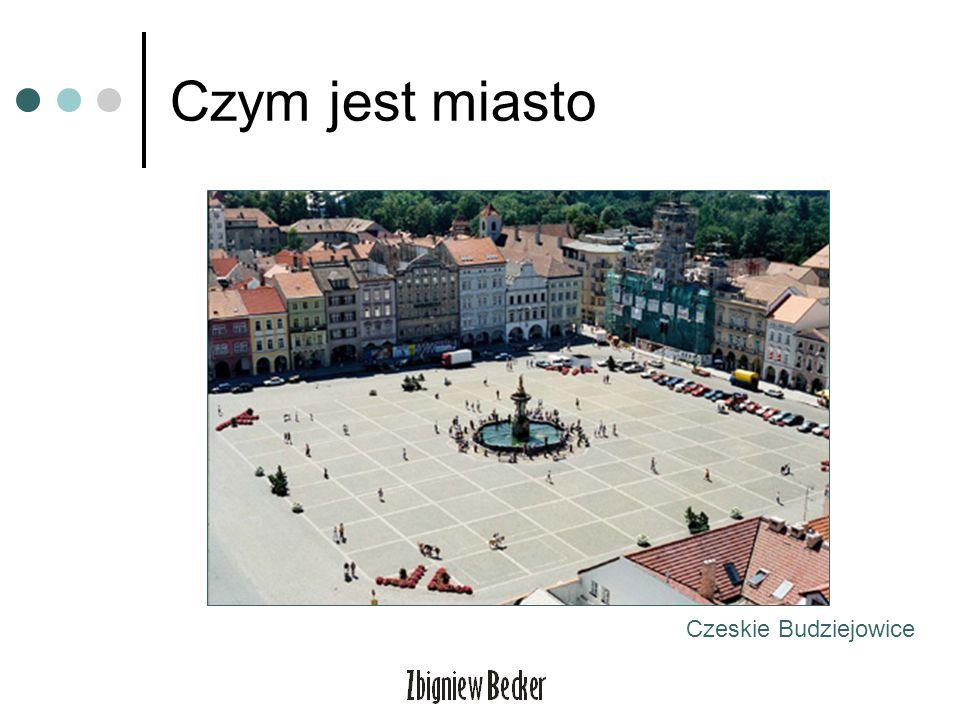 Czym jest miasto Czeskie Budziejowice