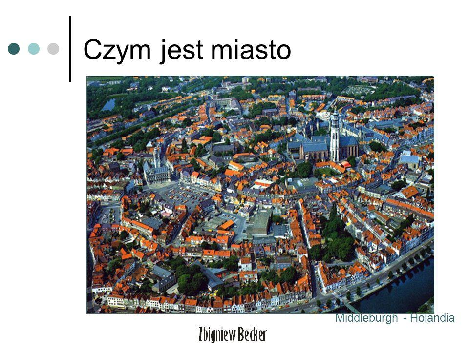 Czym jest miasto Middleburgh - Holandia