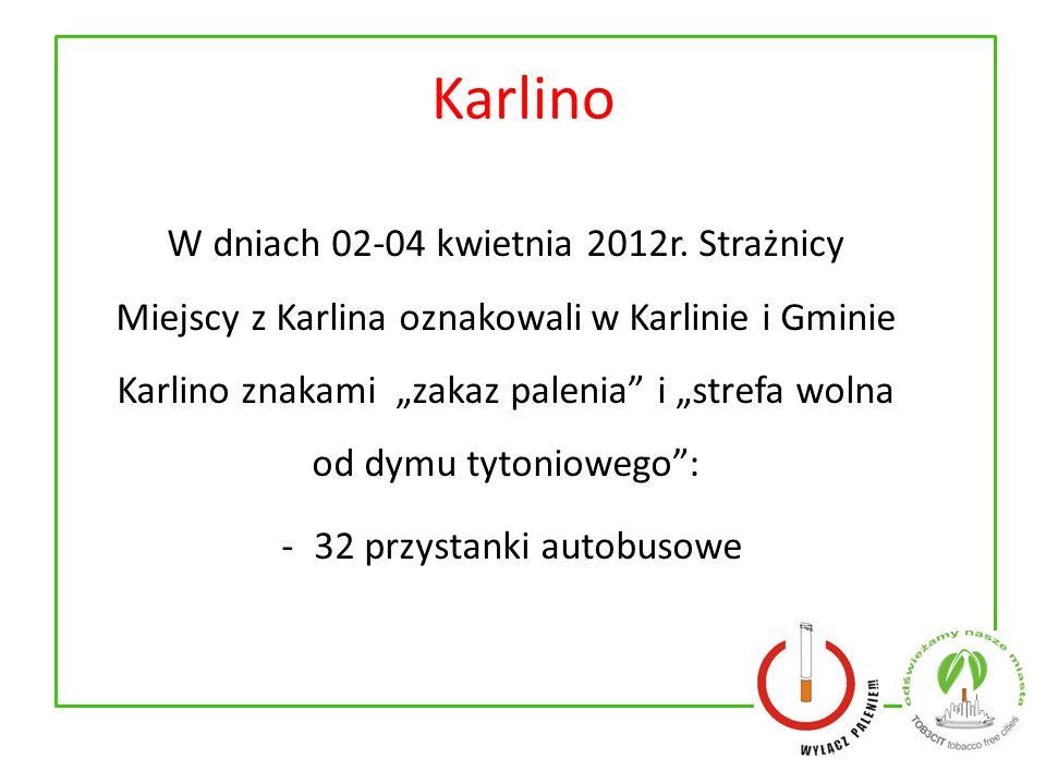 Karlino W dniach 02-04 kwietnia 2012r.