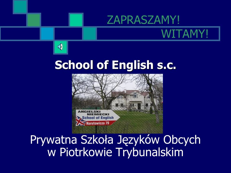School of English s.c.School of English s.c.