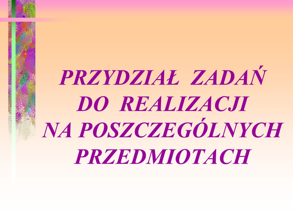 ZAJĘCIA ŚWIETLICOWE Opracowanie monografii szkoły w Drawsku – gazetka.
