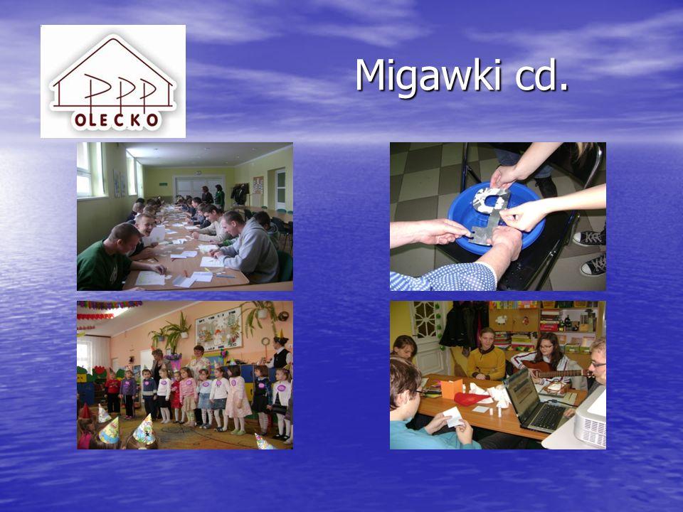 Migawki cd.Logopedyczny Dzień Otwarty Wizyta studyjna gości z Rosji Migawki cd.