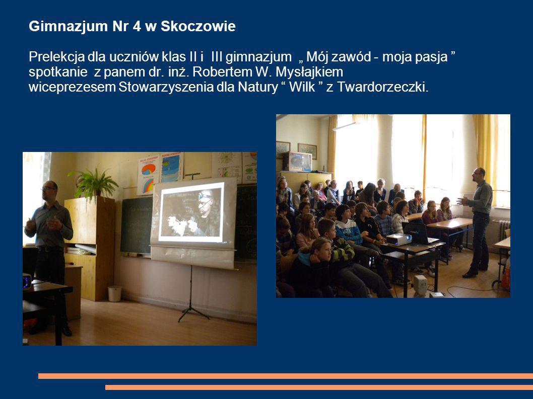 Gimnazjum Nr 3 w Pierśćcu, Zajęcia aktywizujące dla uczniów klas II i III gimnazjum Moja ścieżka zawodowa konkurs Czy znasz rynek pracy .