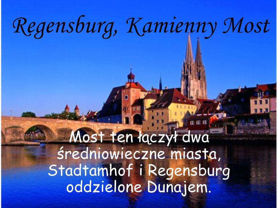 Monachium stolica Bawarii