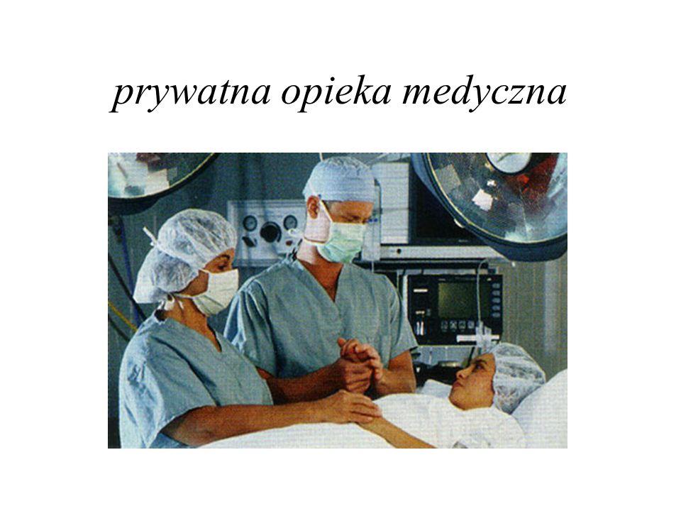 prywatna opieka medyczna