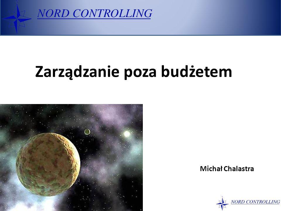 Zarządzanie poza budżetem Michał Chalastra