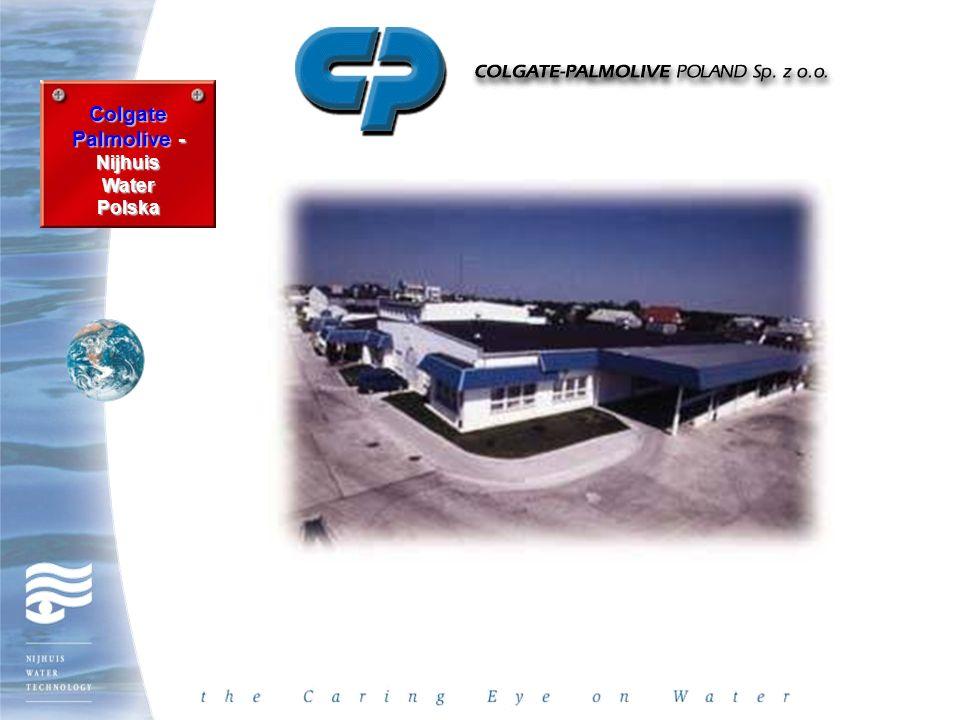 Colgate Palmolive - Nijhuis WaterPolska