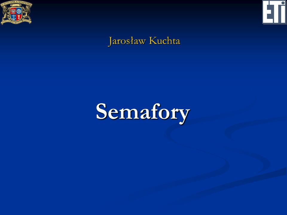 Semafory Jarosław Kuchta