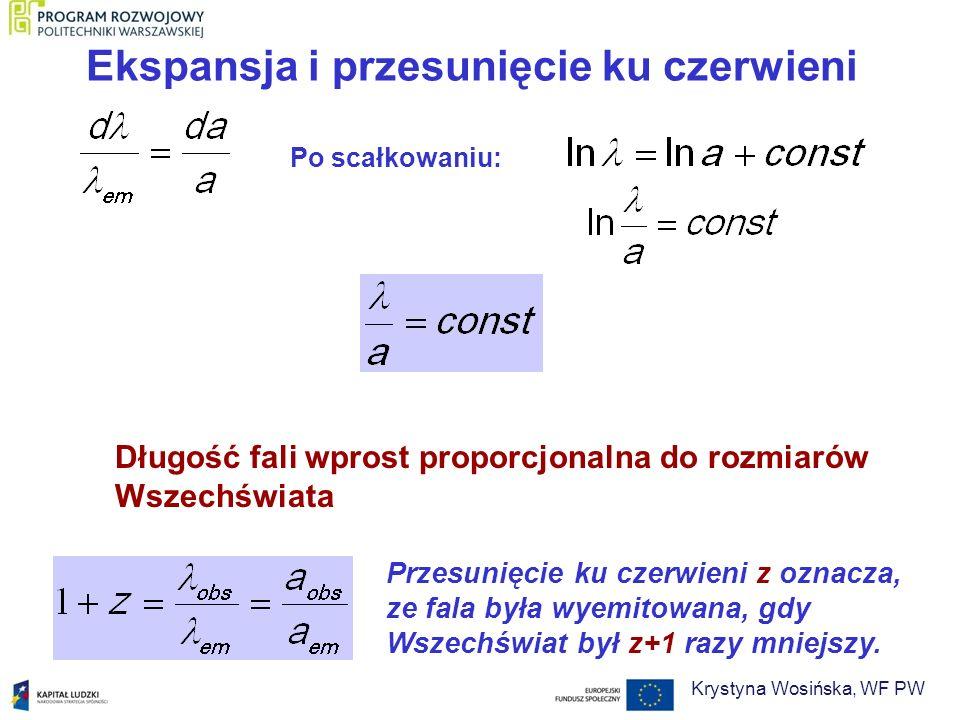 Jeśli k < 0, to H będzie zawsze dodatnie.