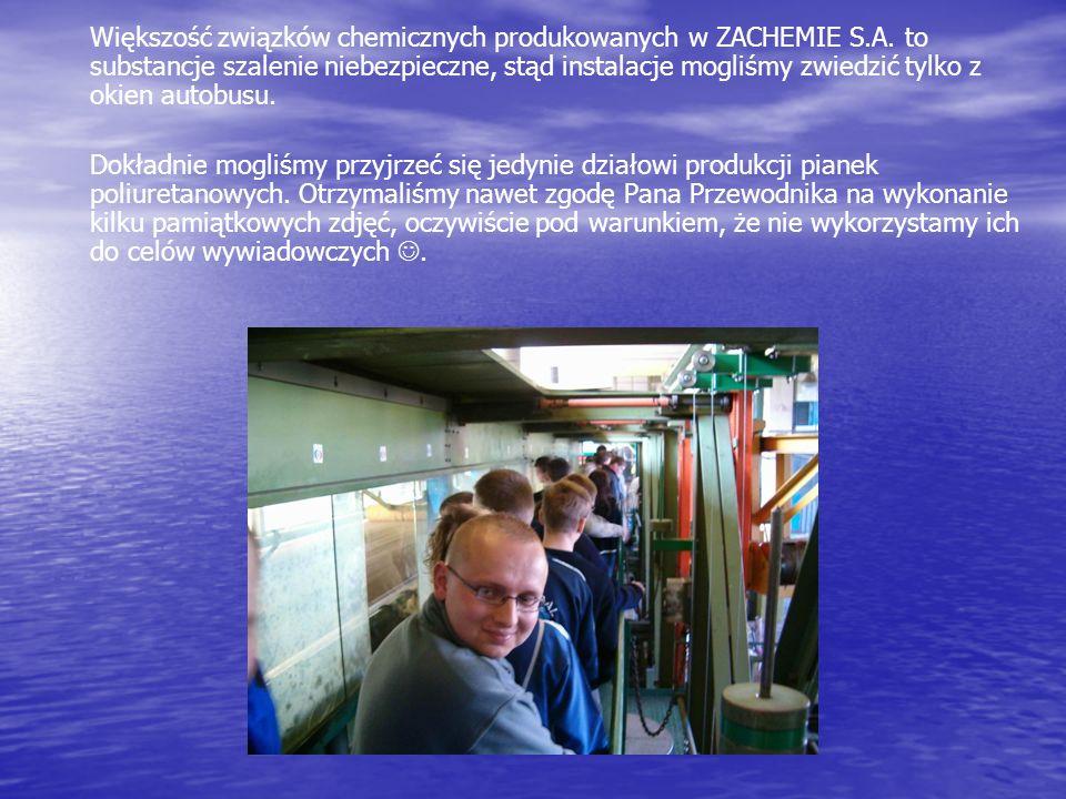 ZACHEM S.A.