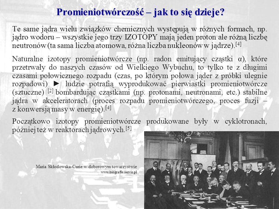Odkrycie radu i polonu w 1898 r.