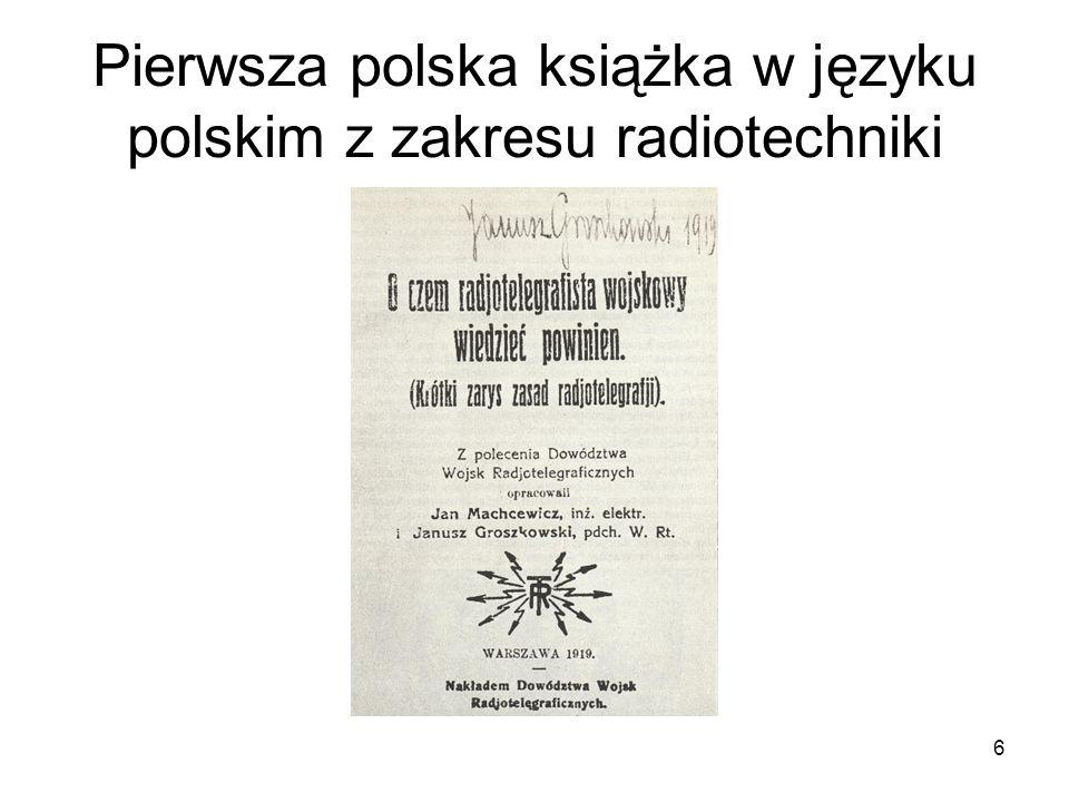 7 Kapitan inż.Janusz Groszkowski (obok po lewej major inż.
