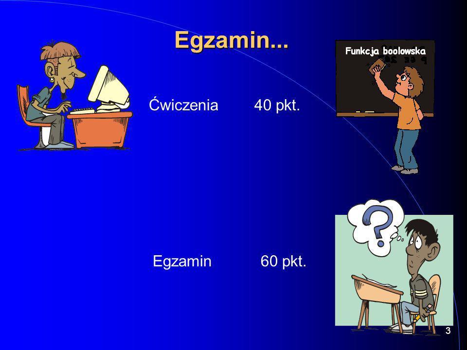 Organizacja Wykład Ćwiczenia http://www.zpt.tele.pw.edu.pl dr G. Borowik Dr P. Tomaszewicz T. Łuba