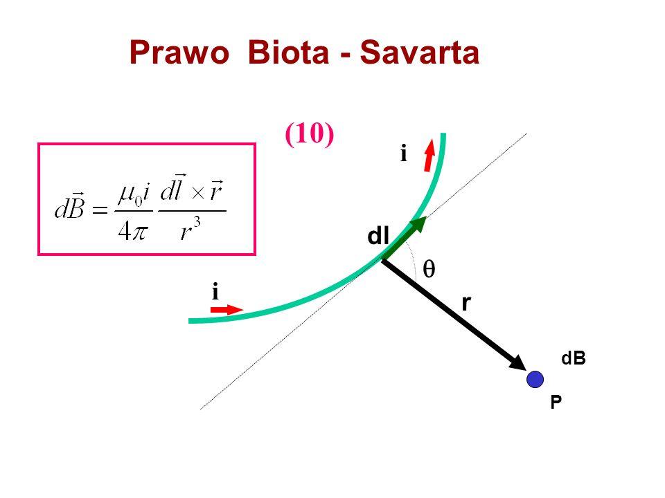 Prawo Biota - Savarta P r dl i i dB (10)