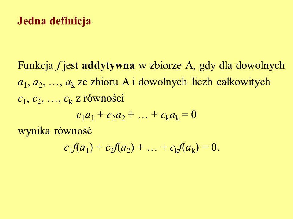 Wielościany o równych objętościach nie muszą być równoważne przez pocięcie α Czworościan równoważny z sześcianem Czworościan nierównoważny z sześciane