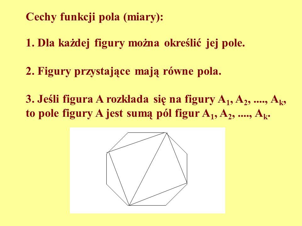 Rozkład na przystające wielokąty 111 1 2 2 3 3 4 4 5 5 6 6 7 7