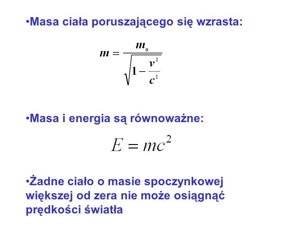Einstein dodał do równania stałą kosmologiczną, aby ratować płaski i statyczny Wszechświat.
