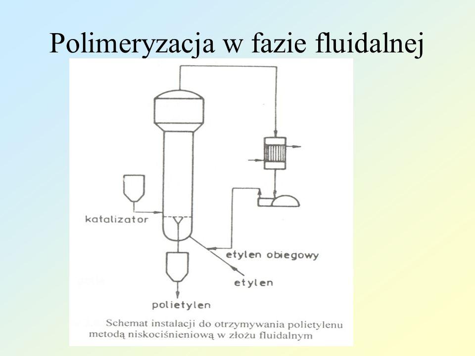 Polimeryzacja w fazie fluidalnej