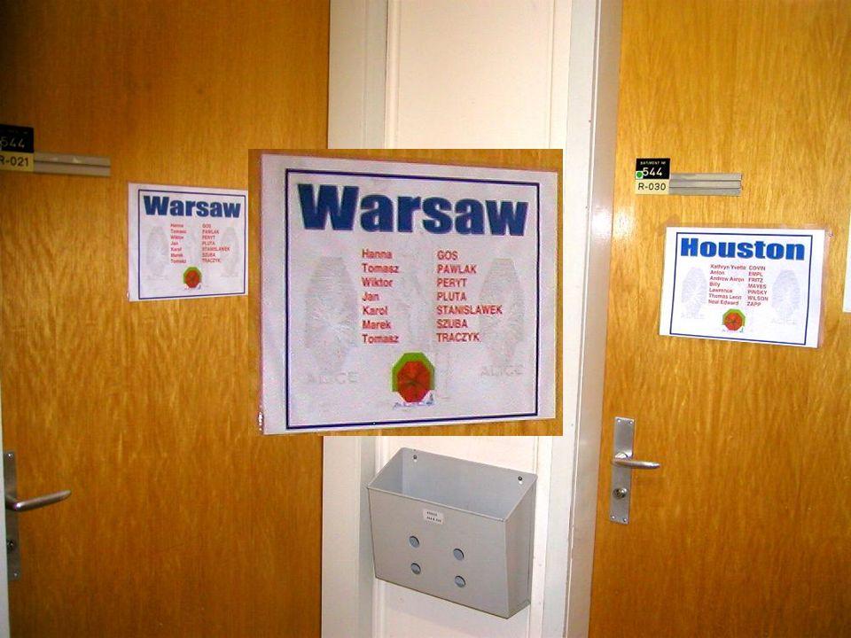 ... jako Uczelnia Prezentacja współpracy STAR na konferencji Quark Matter w Budapeszcie 4-9 sierpień 2005r.
