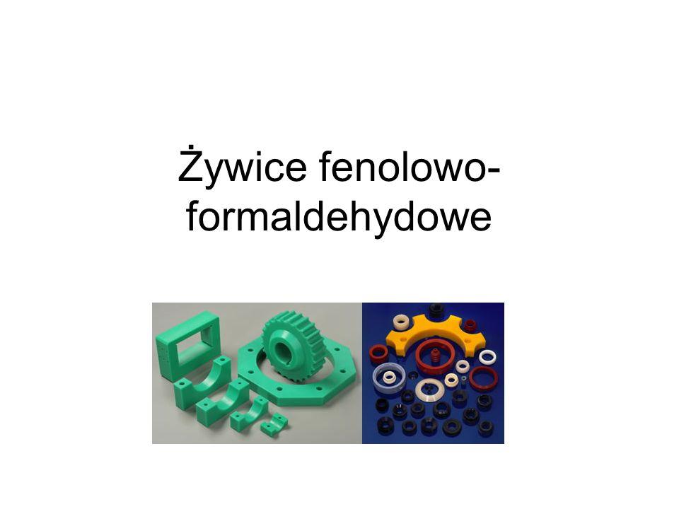 Żywice fenolowo- formaldehydowe