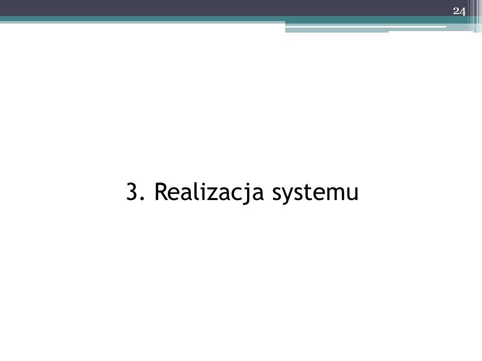 3. Realizacja systemu 24