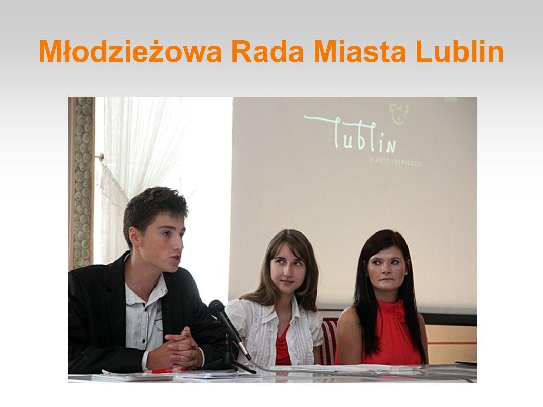 Młodzieżowa Rada Miasta Lublin