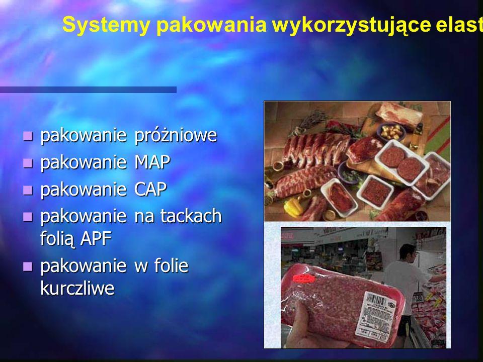 Właściwości jadalnych powłok i filmów ochronnych do żywności dobra jakość sensoryczna (bezsmakowość/kompatybilność) dobra jakość sensoryczna (bezsmakowość/kompatybilność) dobre właściwości mechaniczne dobre właściwości mechaniczne duża stabilność biochemiczna i fizykochemiczna duża stabilność biochemiczna i fizykochemiczna stabilność mikrobiologiczna stabilność mikrobiologiczna bezpieczeństwo dla zdrowia bezpieczeństwo dla zdrowia prosta technologia produkcji prosta technologia produkcji biodegradowalność biodegradowalność niskie koszty surowców niskie koszty surowców niskie koszty procesu wytwarzania niskie koszty procesu wytwarzania