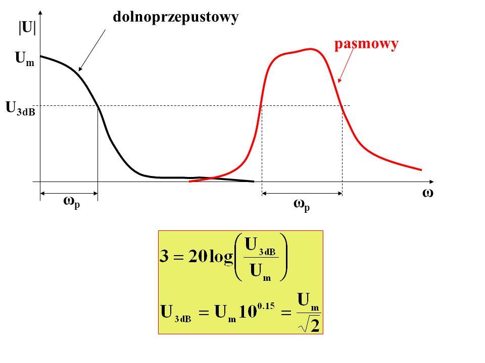 i sygnał FM ma postać: Modulacja wąskopasmowa β<1 radiana i mamy: ale jeżeli β<1, to i czyli w przypadku modulacji wąskopasmowej sygnał s(t) fali zmodulowanej częstotliwościowo możemy zapisać w postaci